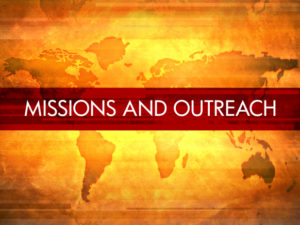 August Missions 2017