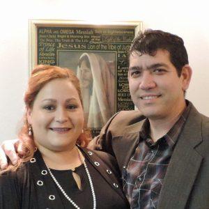 Osmel and Keila Riveron
